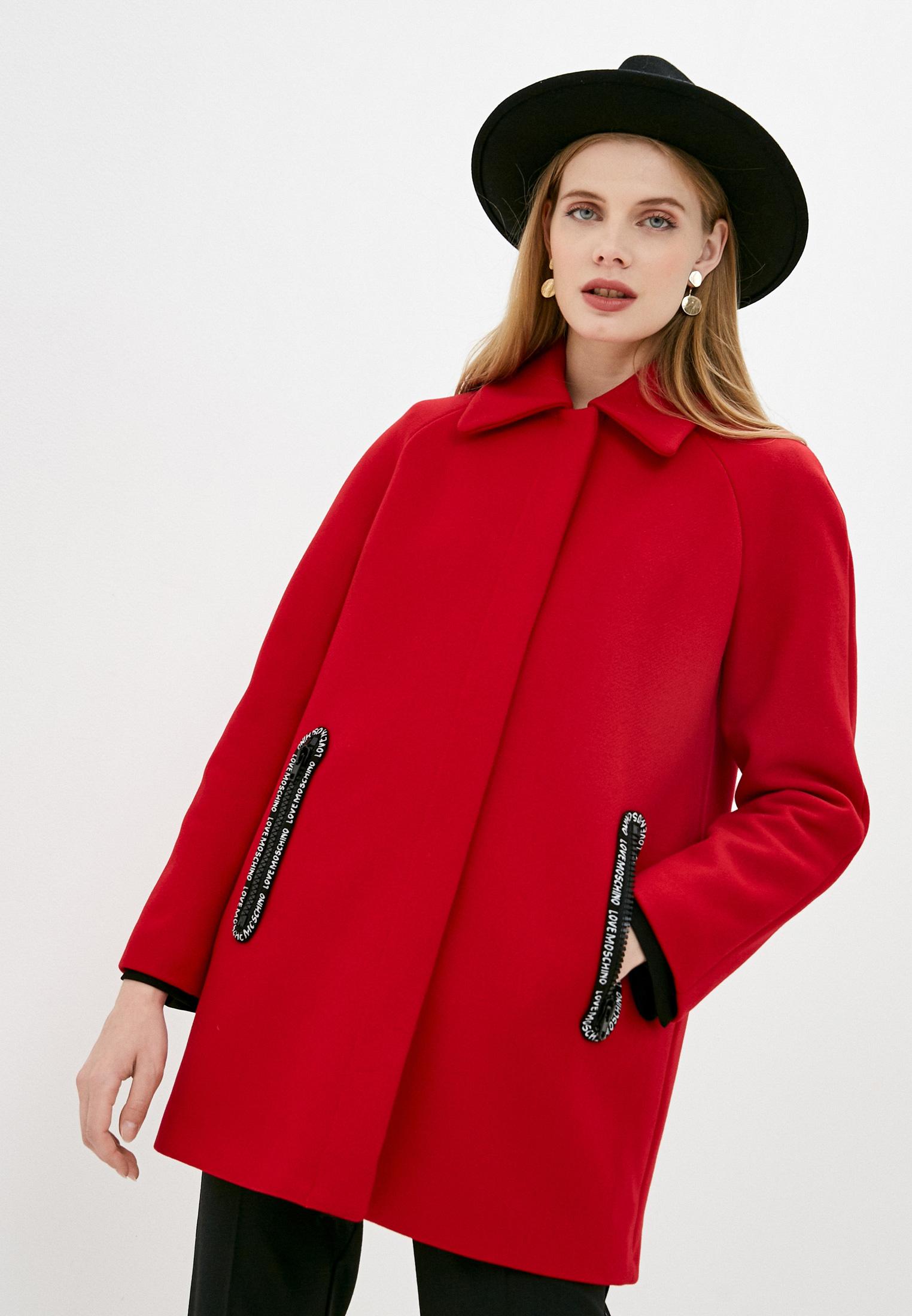 Женские пальто Love Moschino W J 199 00 T 008A