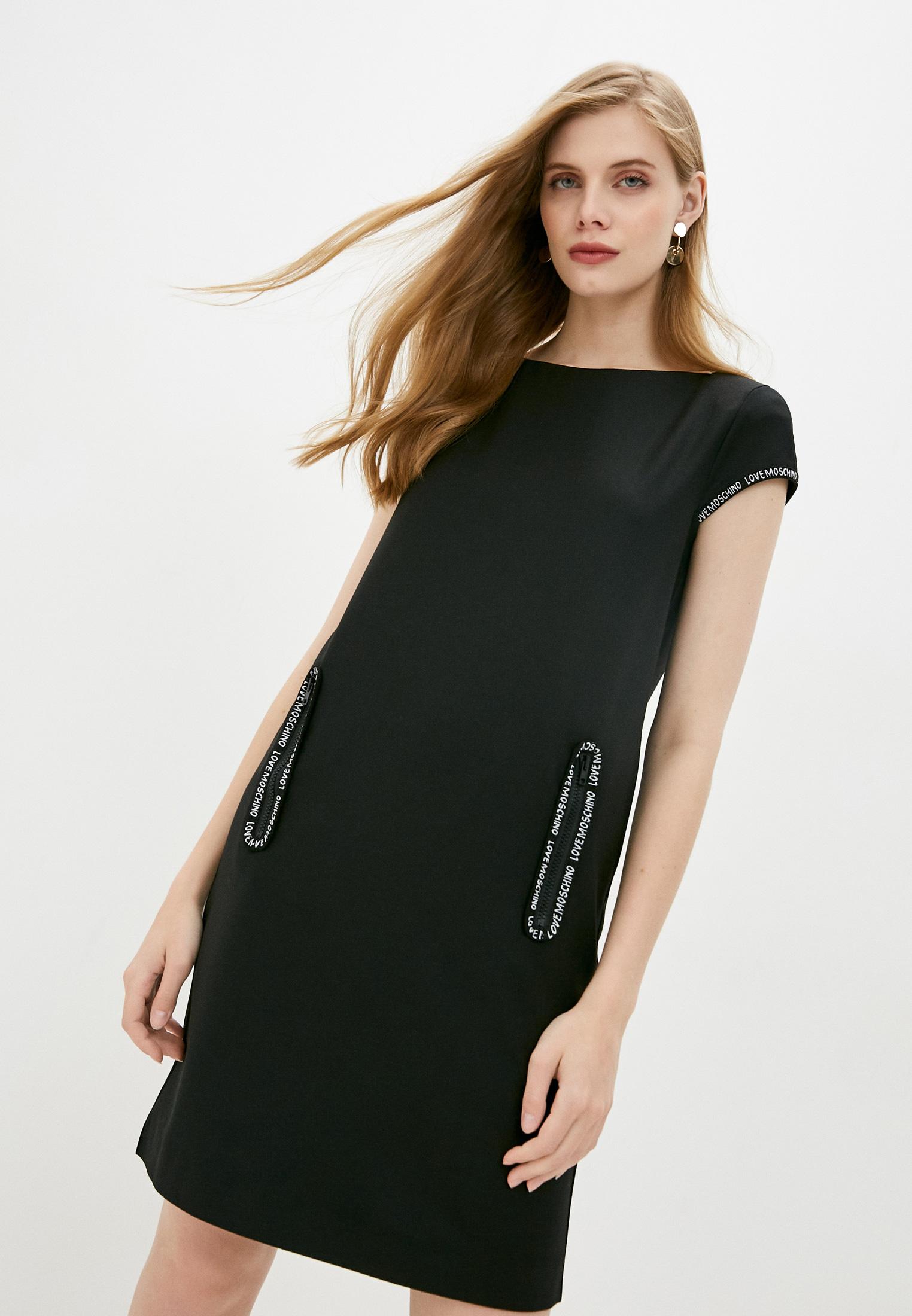 Повседневное платье Love Moschino W V I14 00 S 3437