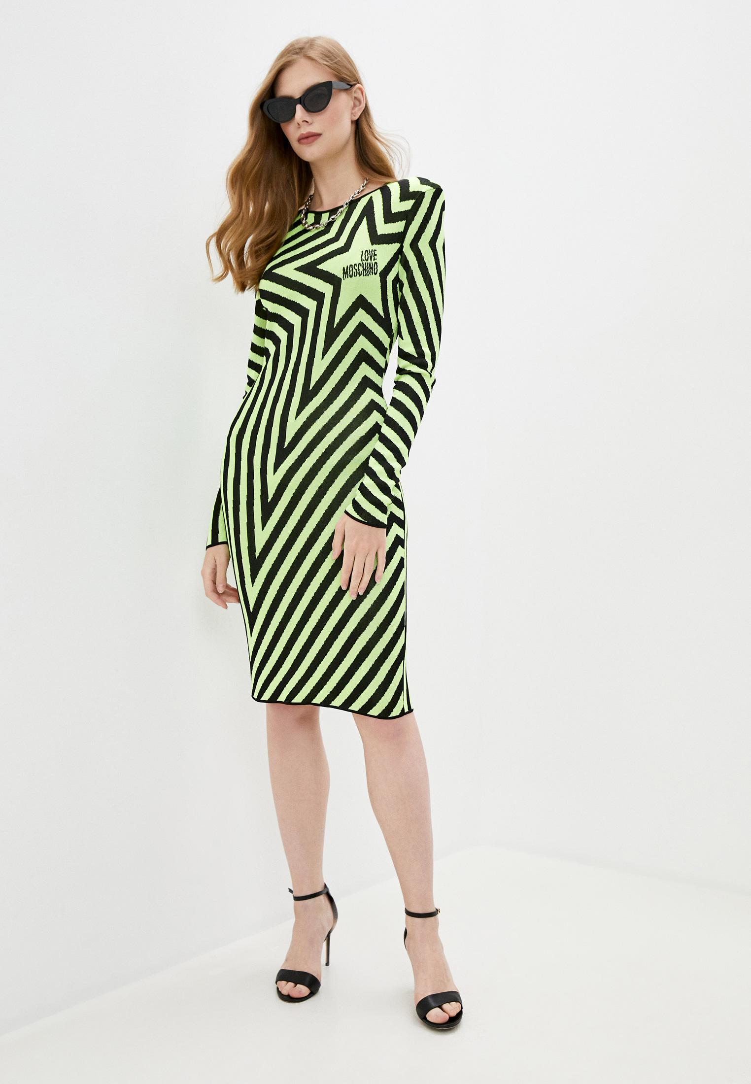 Повседневное платье Love Moschino W S 09R 10 X A093