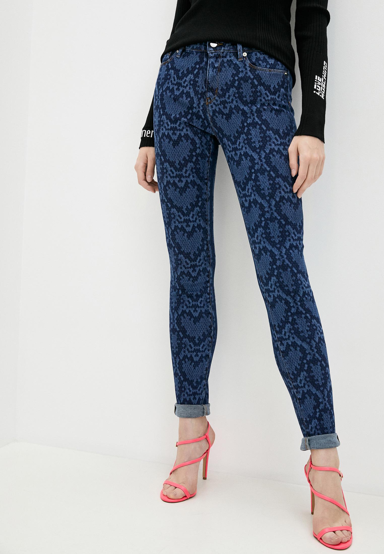 Зауженные джинсы Love Moschino W Q 387 7G S 3379