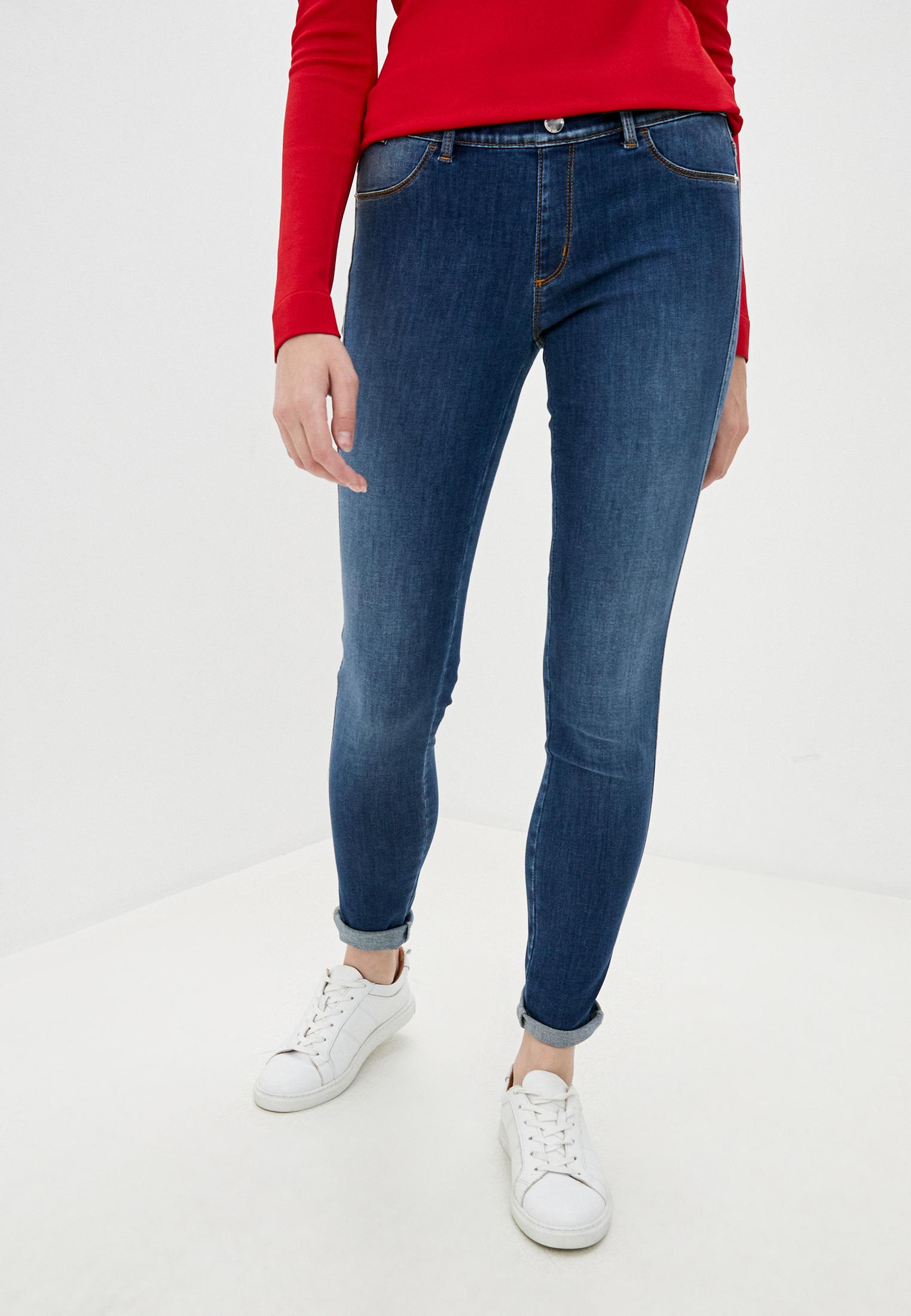 Зауженные джинсы Love Moschino W Q 407 14 S 3447
