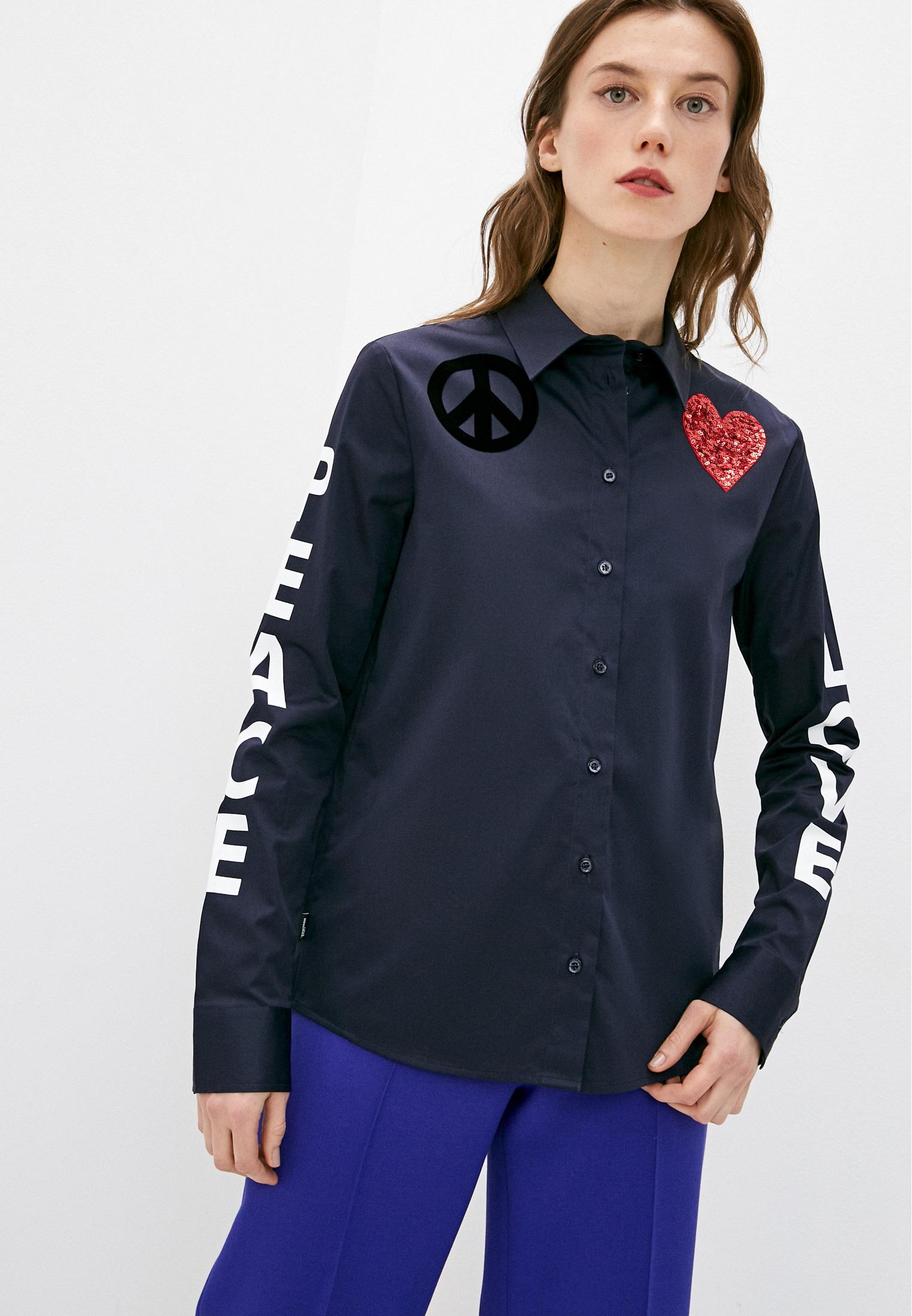 Рубашка Love Moschino W C C81 01 S 2840