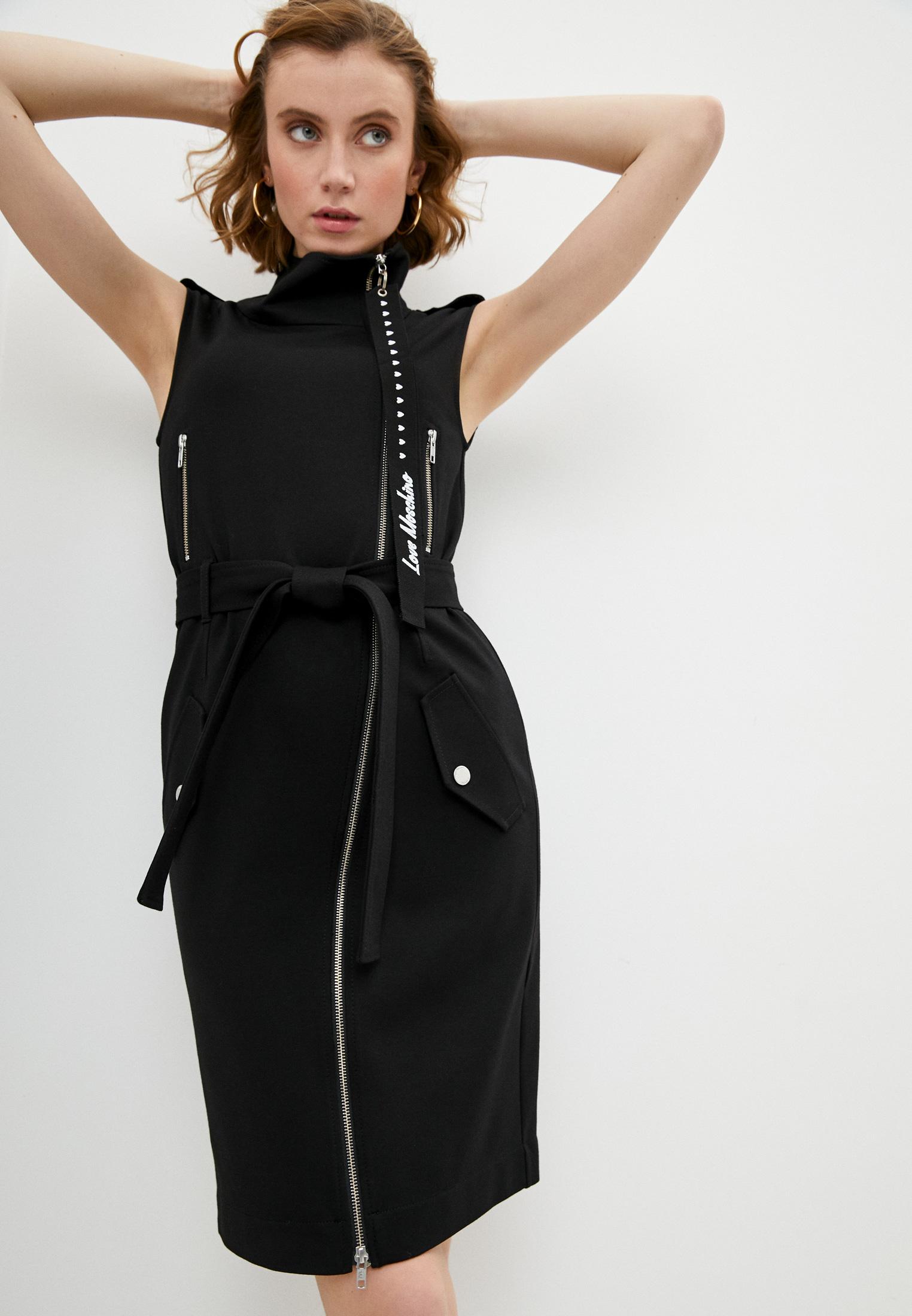 Повседневное платье Love Moschino W 5 993 00 E 1801