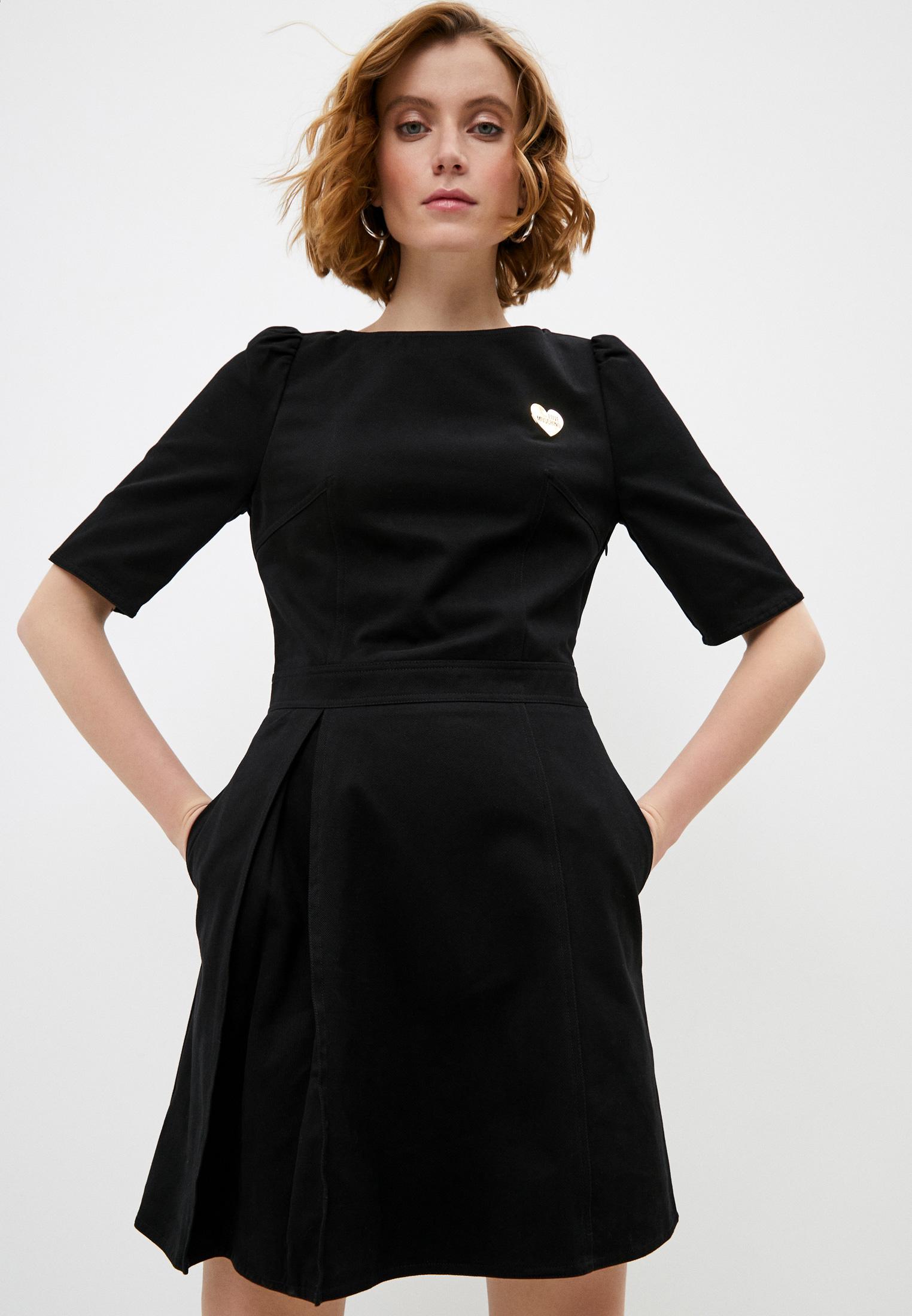 Повседневное платье Love Moschino W V H59 80 T 9859