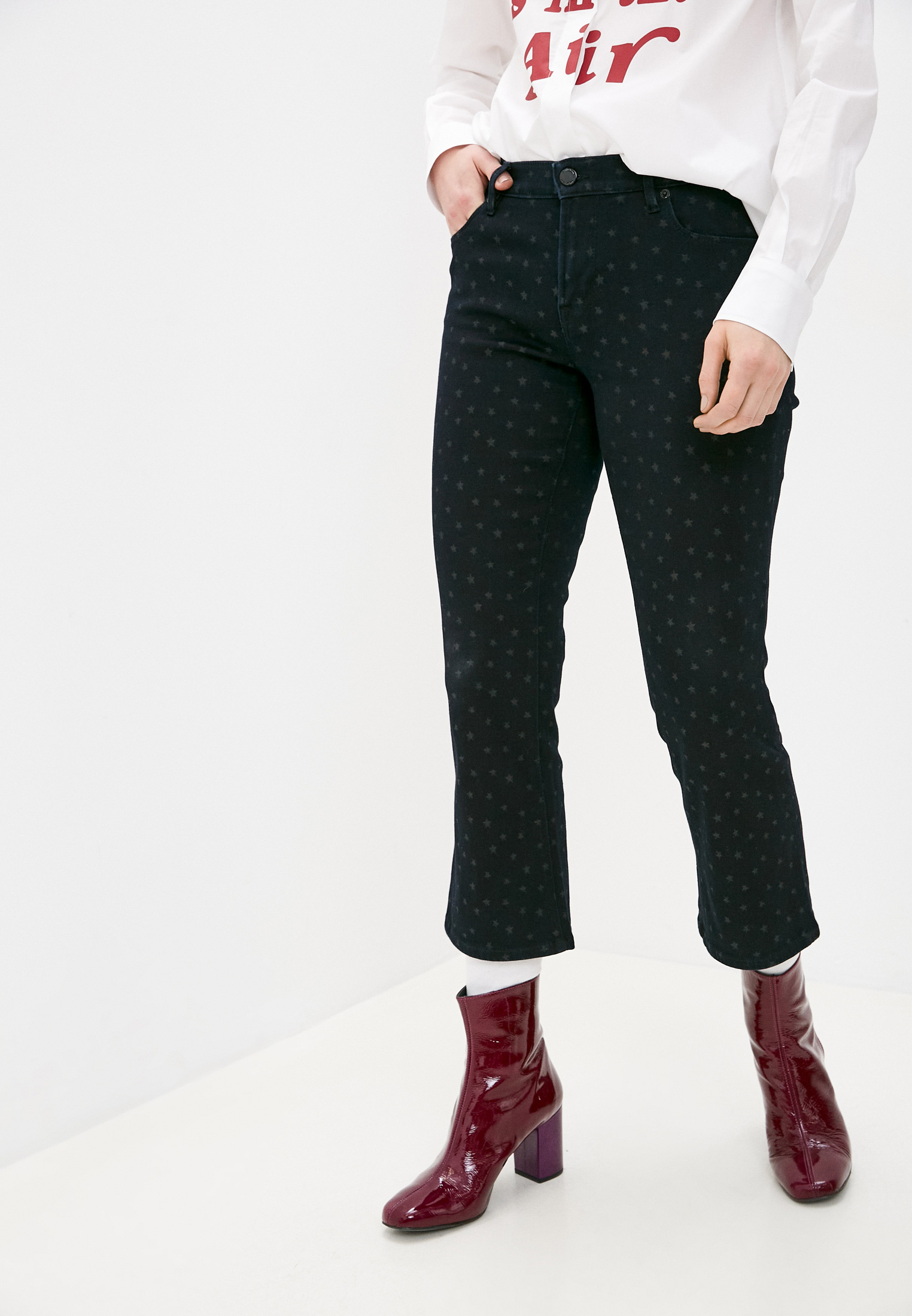 Зауженные джинсы Love Moschino W Q 423 00 S 3113