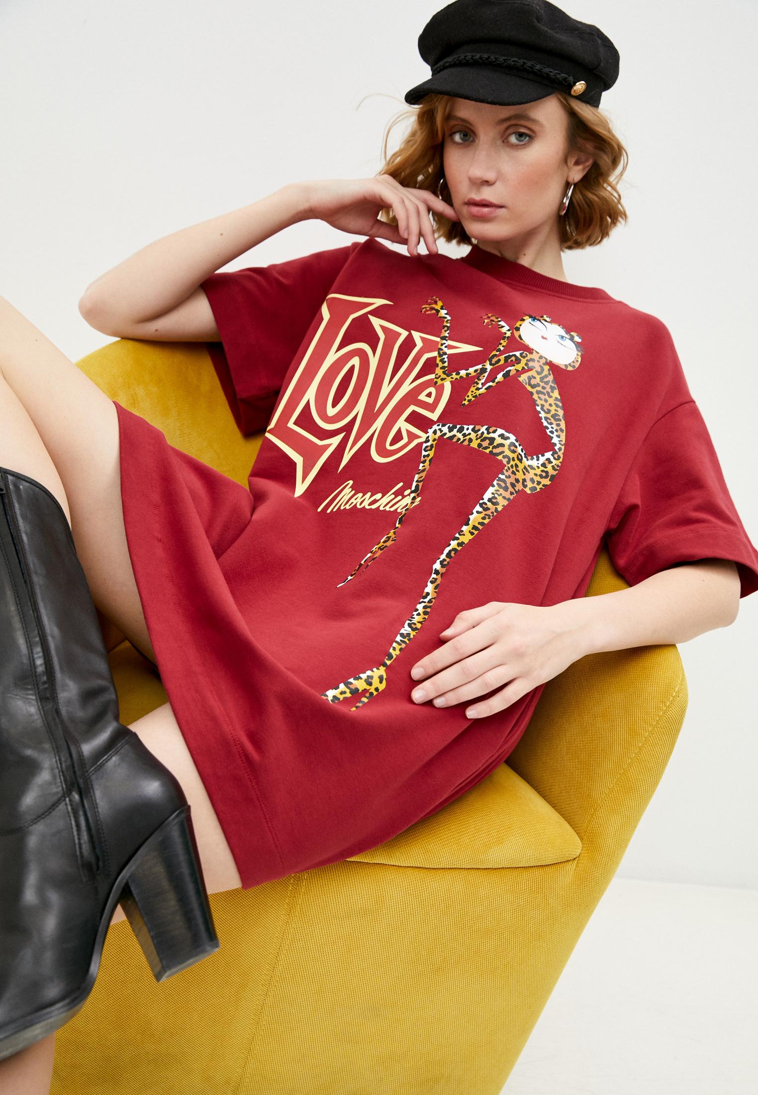 Платье Love Moschino W 5 815 04 E 1861