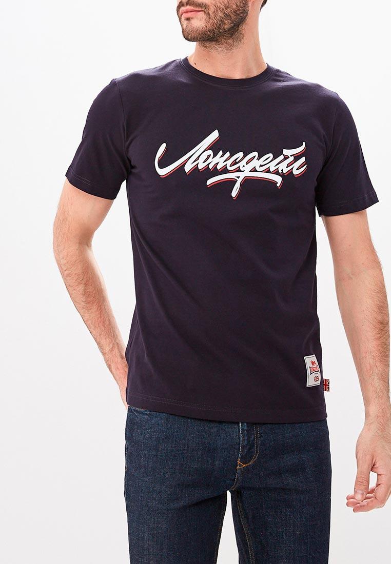 46e12b3ee0408 Синие мужские футболки - купить темно синюю футболку в интернет магазине