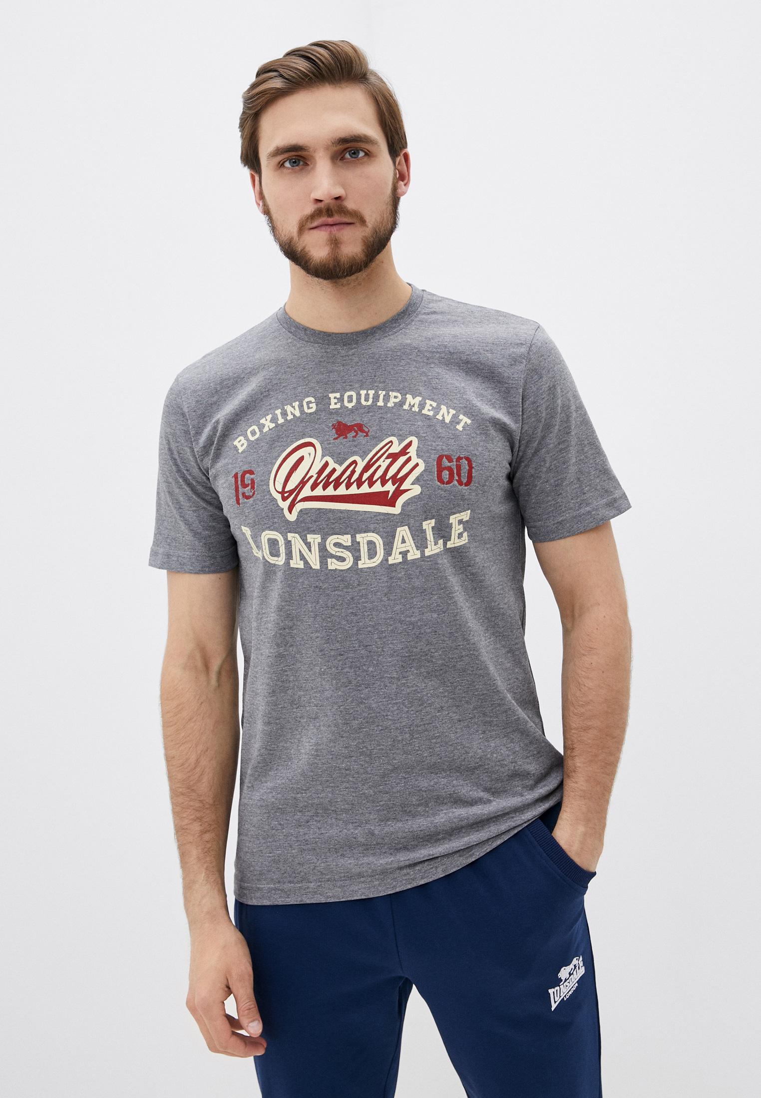 Футболка Lonsdale (Лонсдейл) MTS107