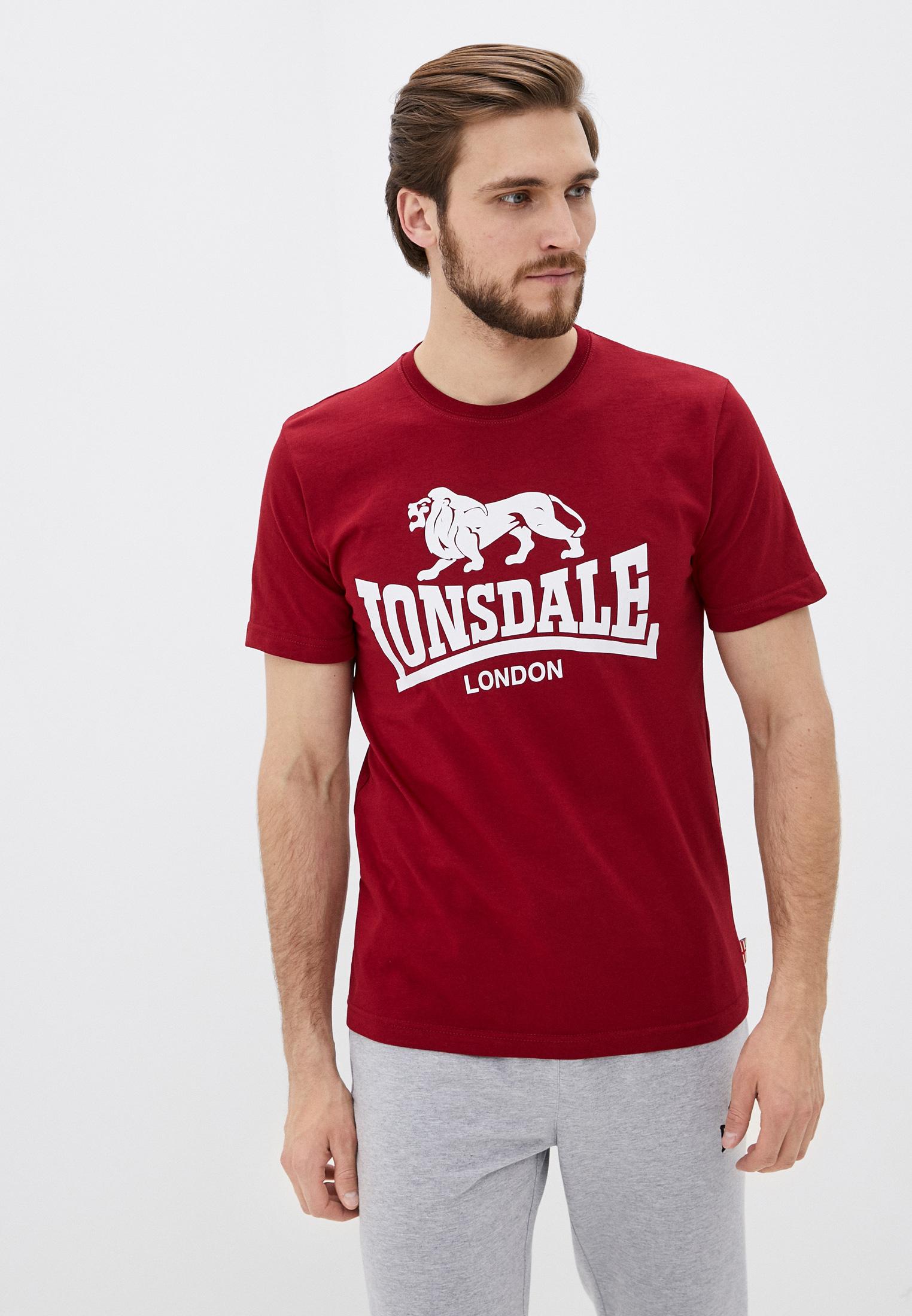 Футболка Lonsdale (Лонсдейл) MTS117