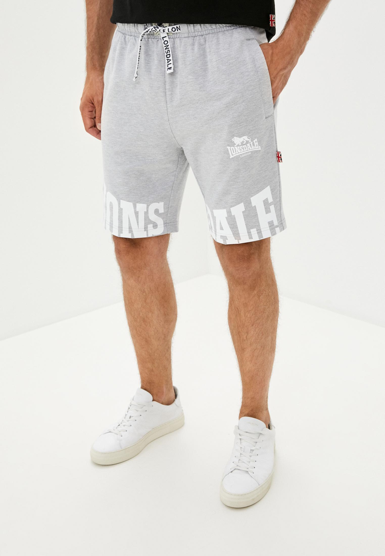 Мужские спортивные шорты Lonsdale MSH013