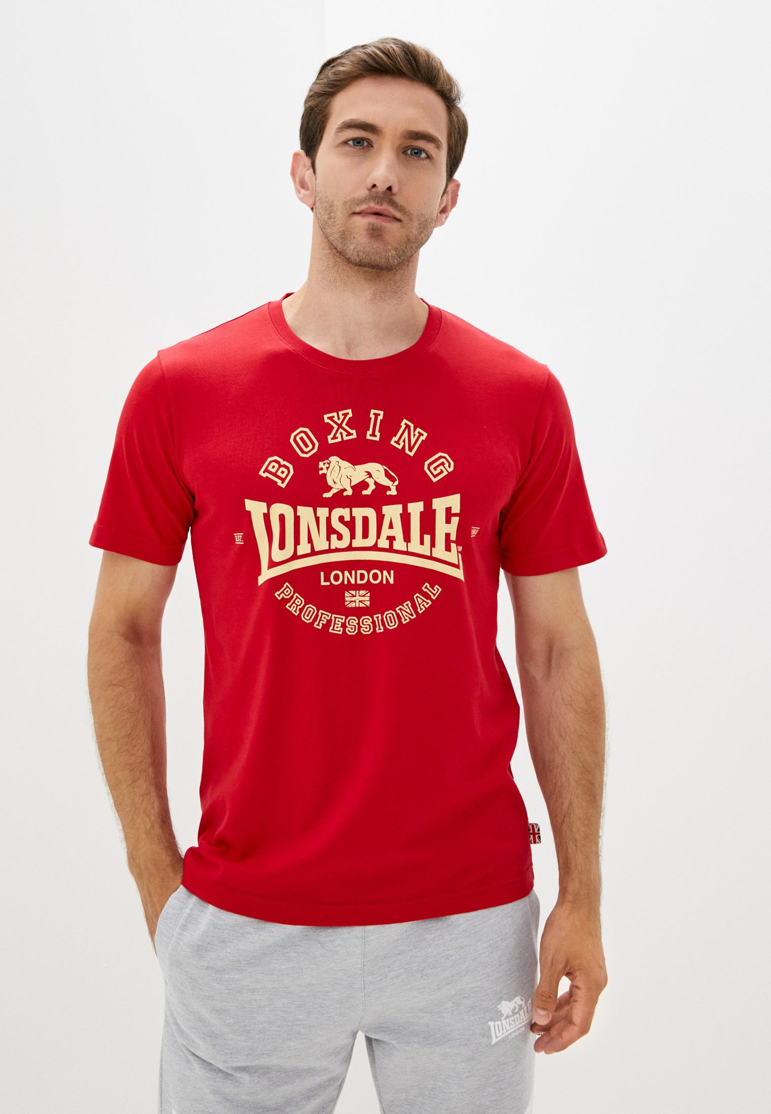 Футболка Lonsdale (Лонсдейл) MTS114