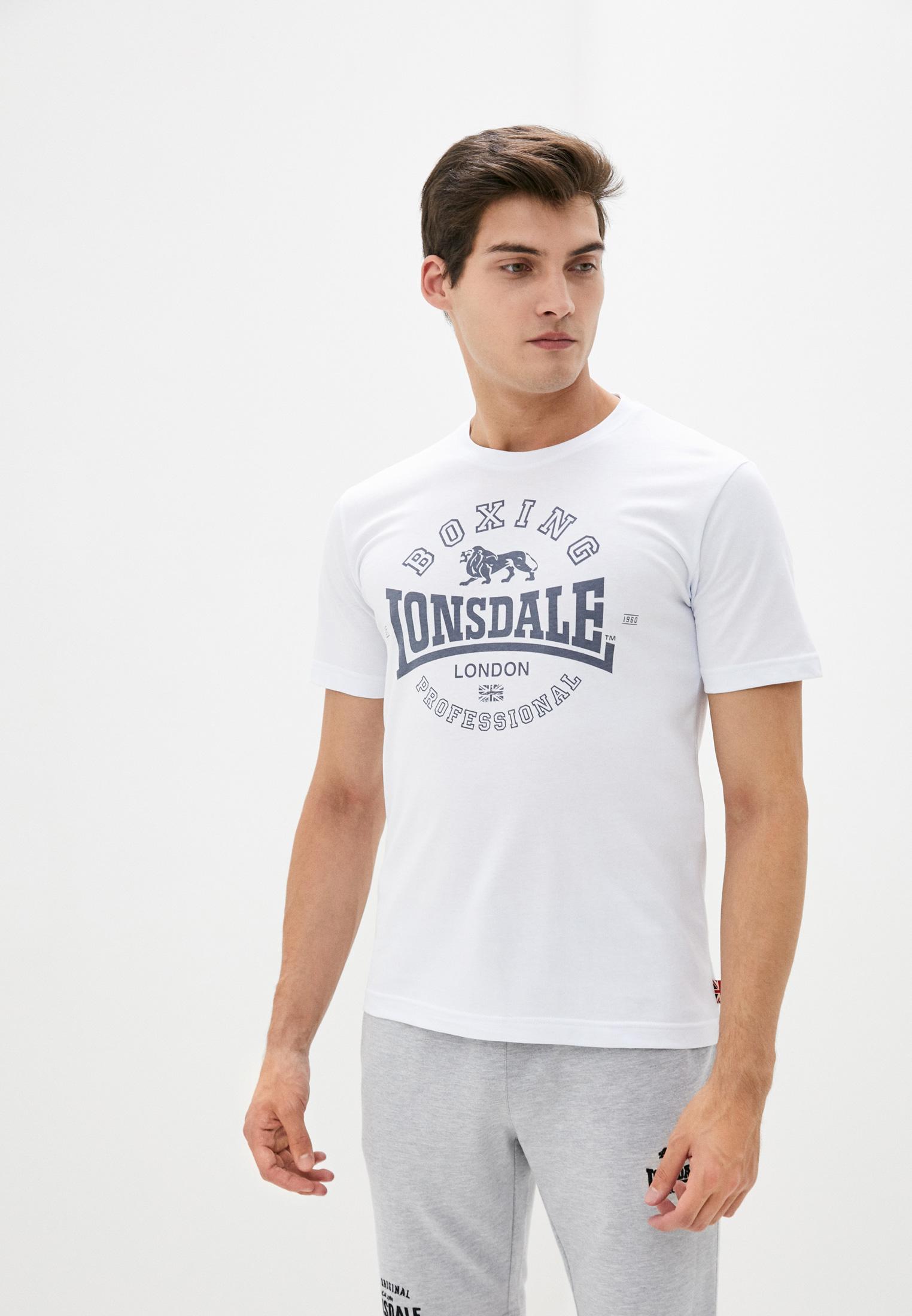Футболка Lonsdale MTS114