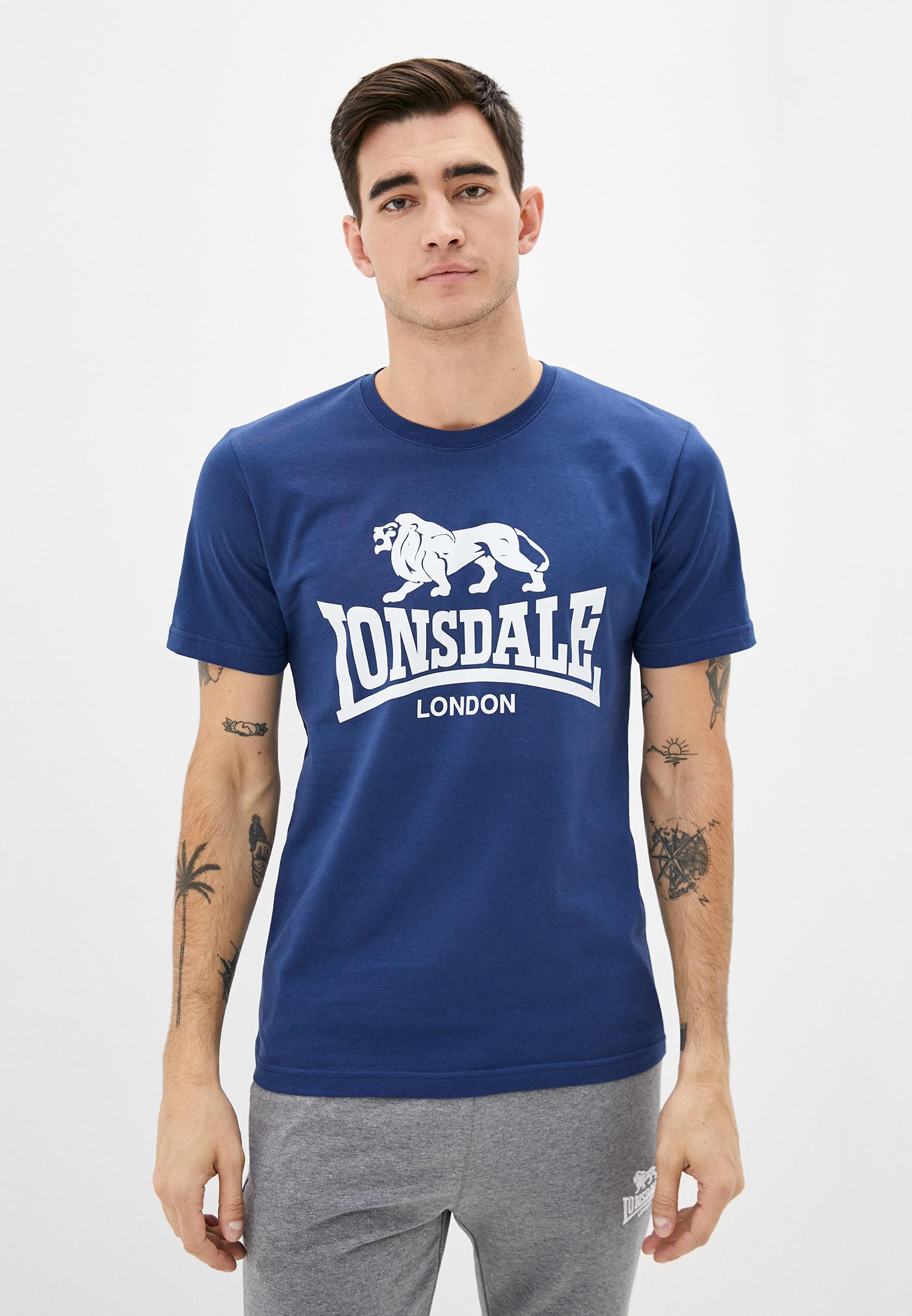 Футболка Lonsdale (Лонсдейл) MTS115