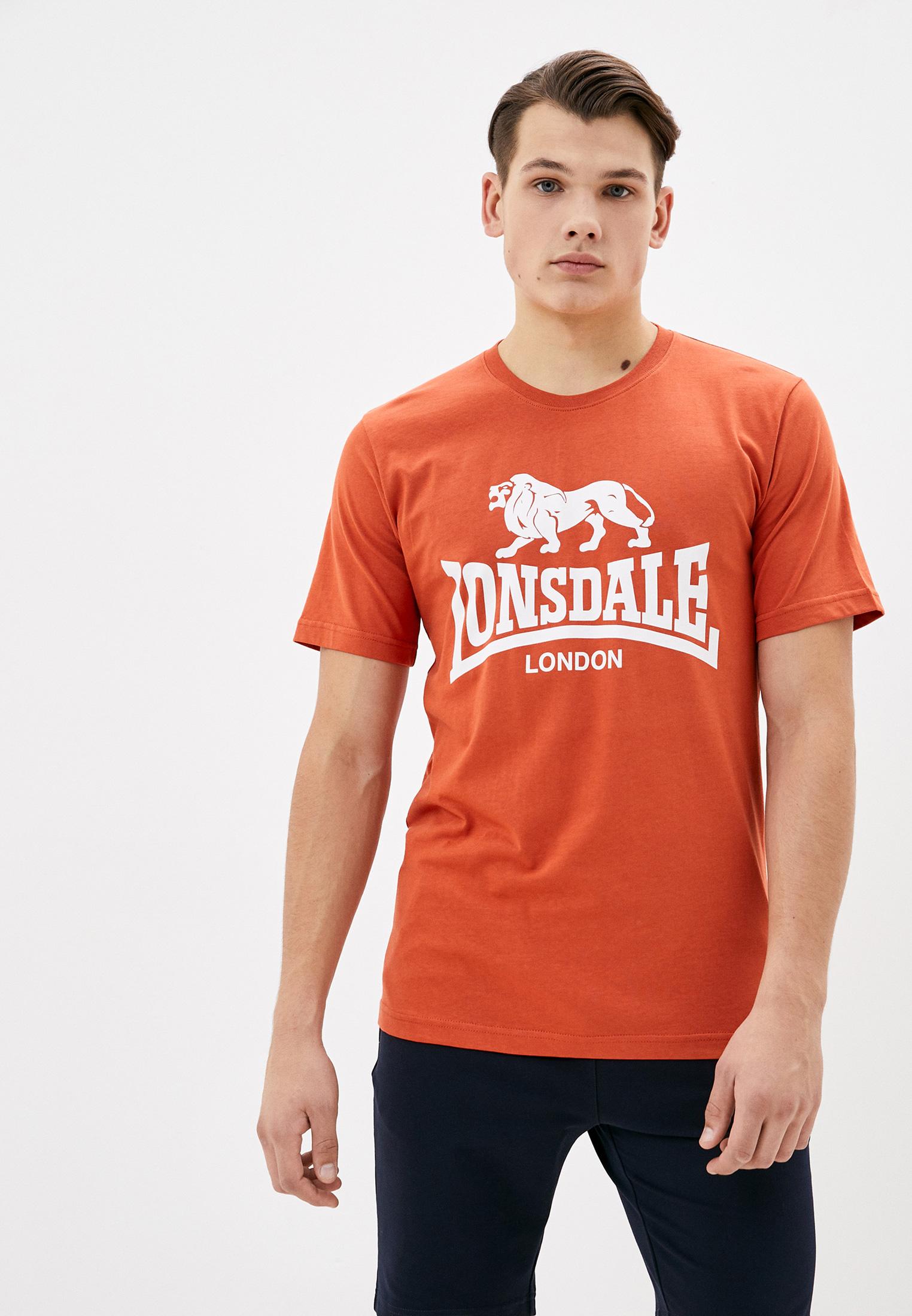 Футболка Lonsdale (Лонсдейл) Футболка Lonsdale