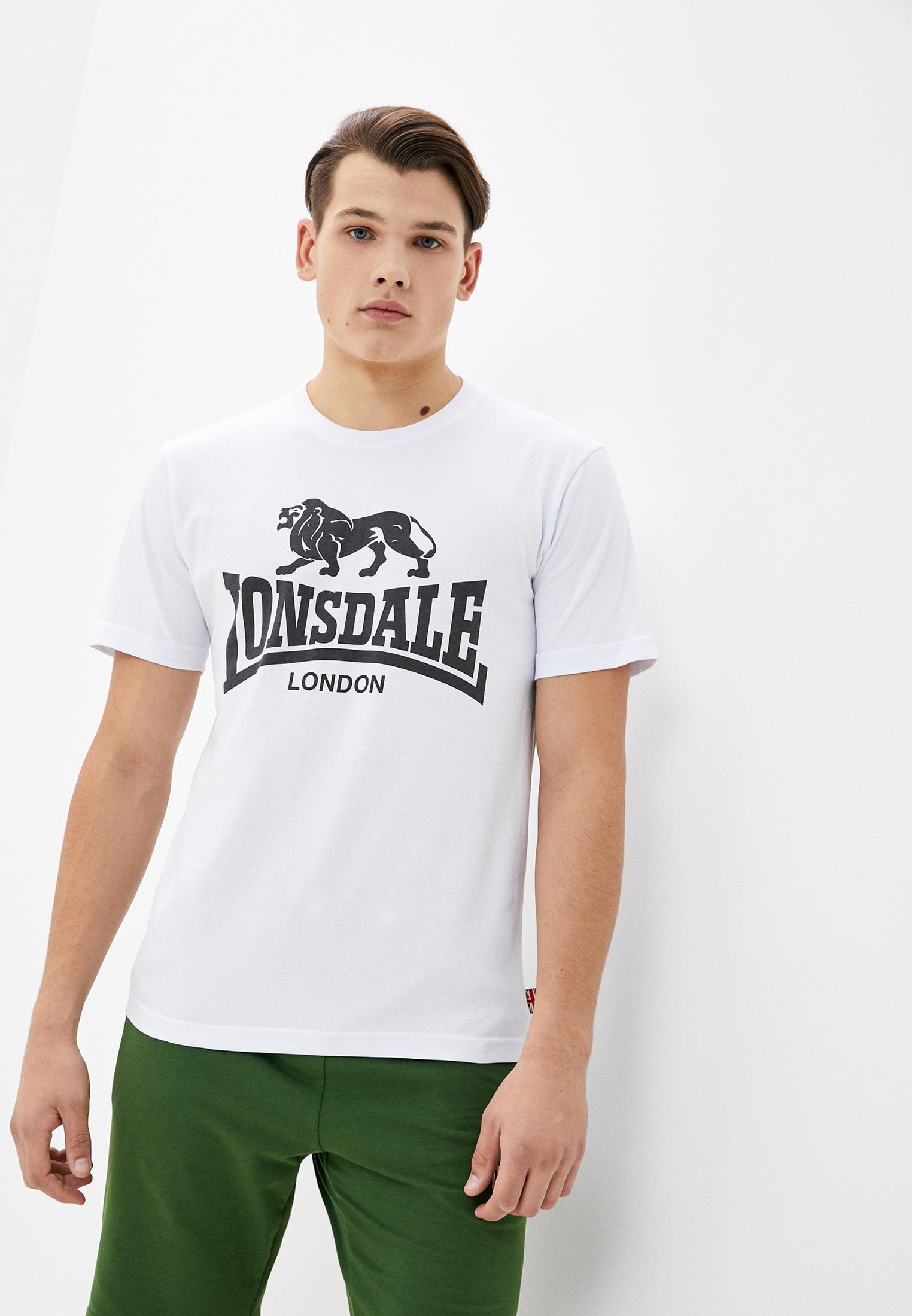 Футболка Lonsdale MTS115