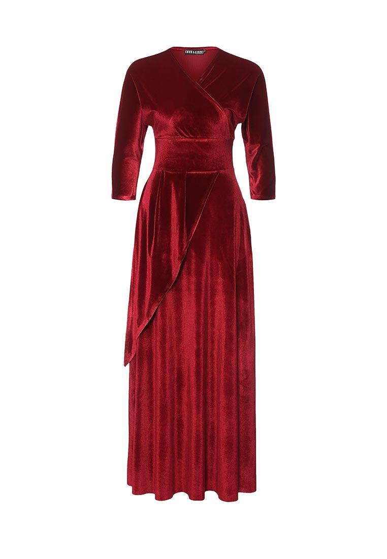 Платье-макси Love & Light pl21l170021d: изображение 1