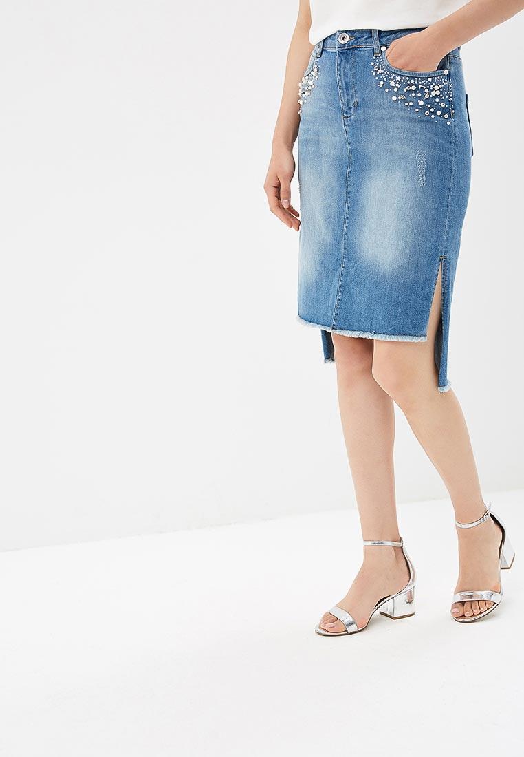 Прямая юбка Lusio SS18-030057: изображение 4