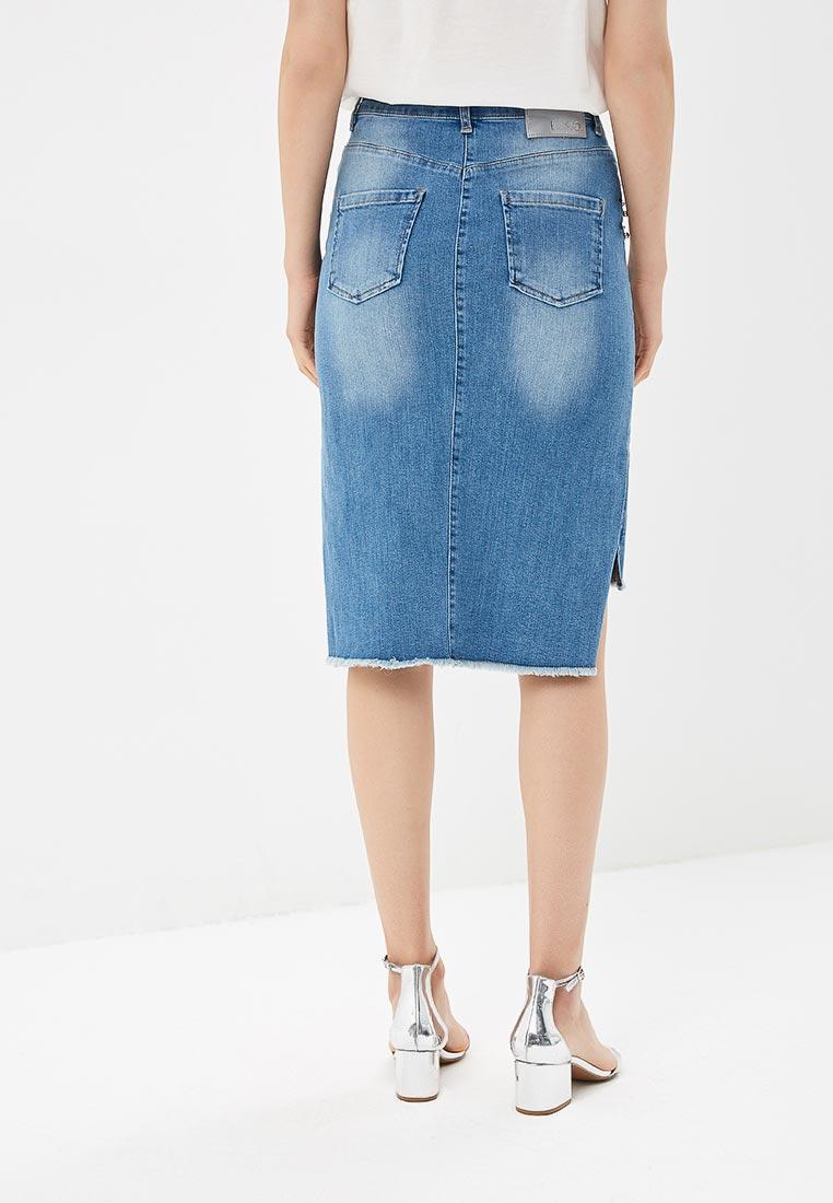 Прямая юбка Lusio SS18-030057: изображение 6