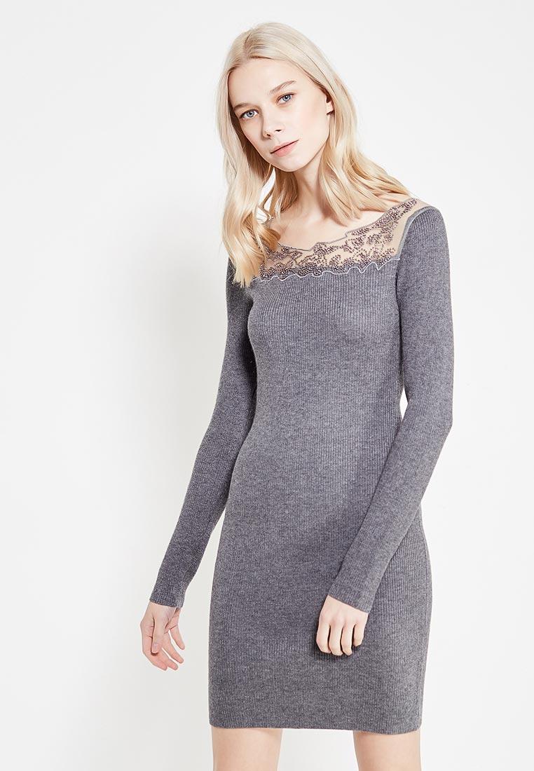 Вязаное платье Lusio AK18-020291: изображение 4