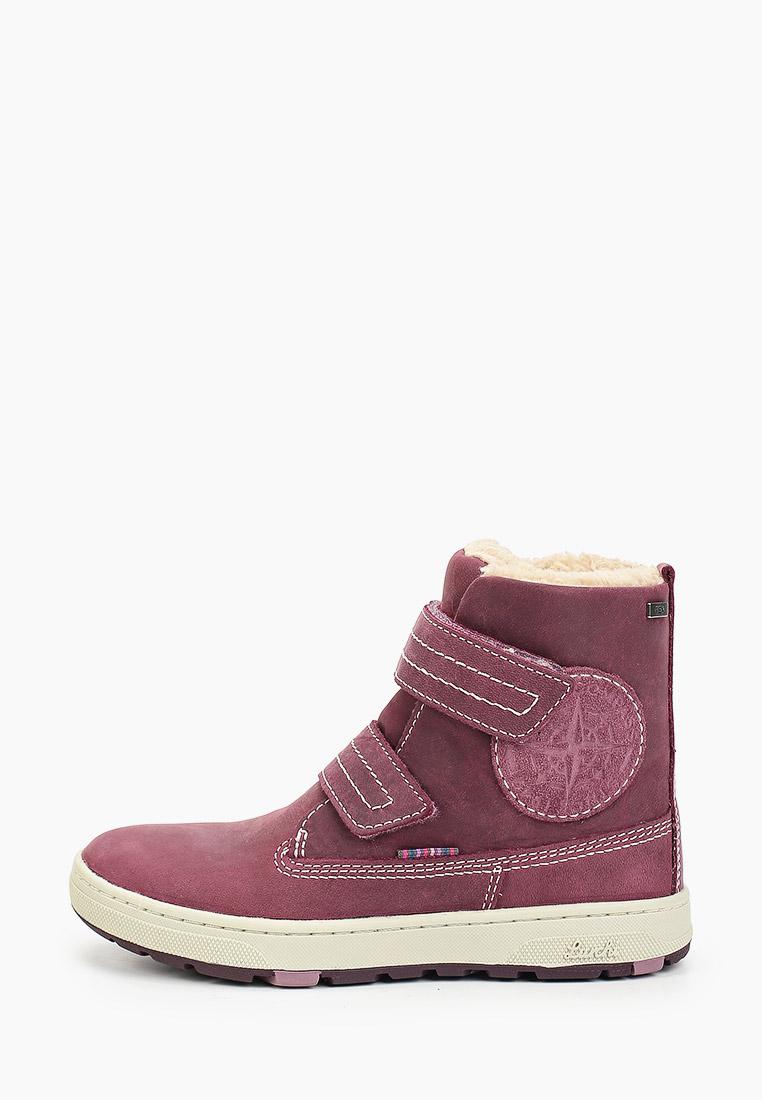Ботинки для девочек Lurchi by Salamander 33-13509-49M