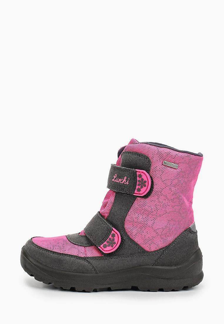 Ботинки для девочек Lurchi by Salamander 33-31038-35M