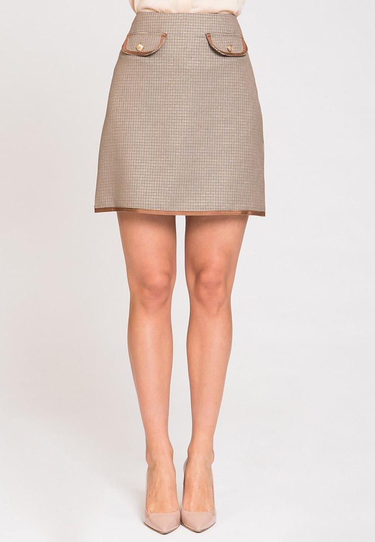 Прямая юбка Luisa Wang LWTA-033017