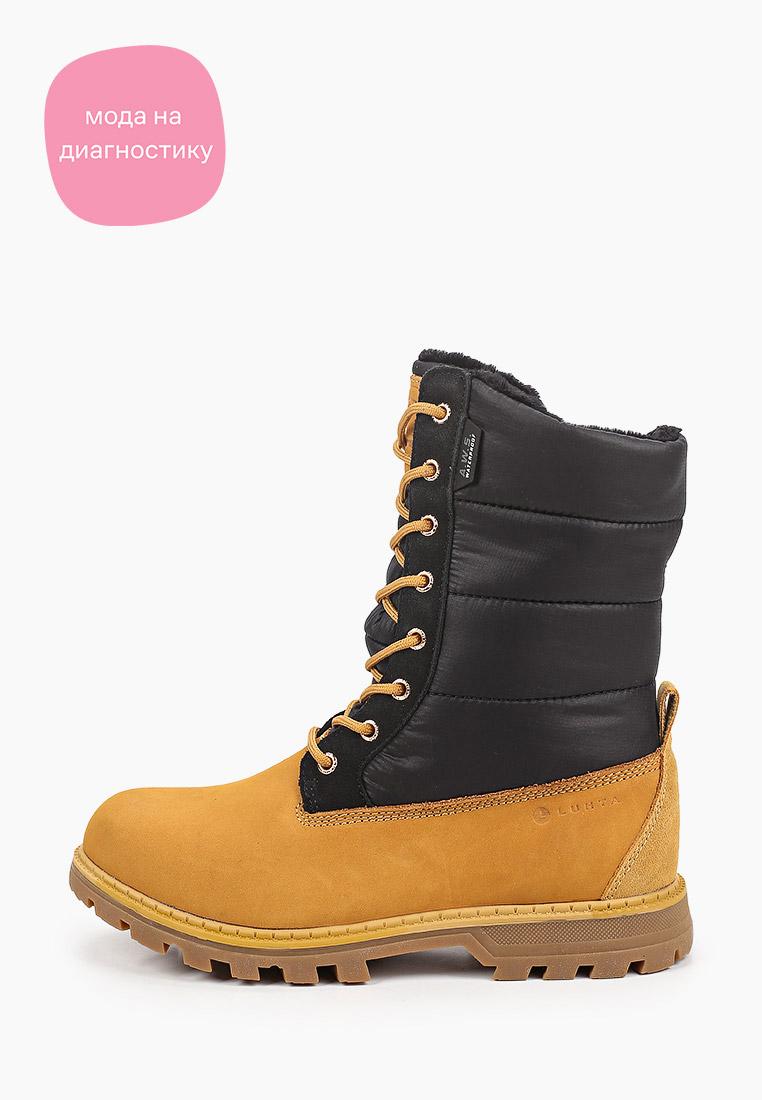 Женские ботинки Luhta (Лухта) 675544400LV