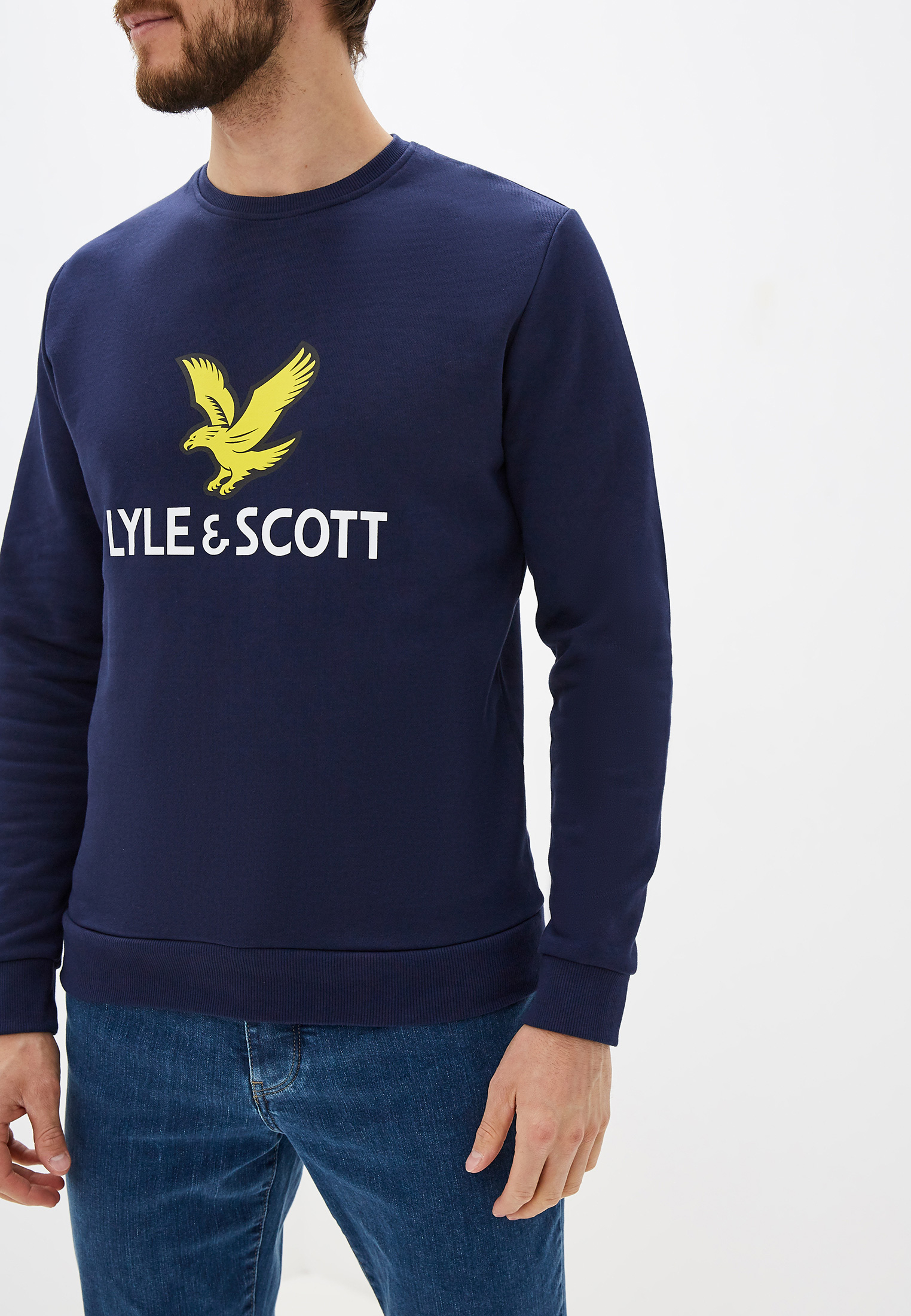 Свитер LYLE & SCOTT ML1022V