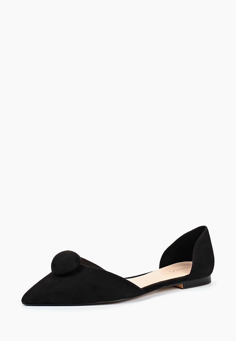 Женские туфли Mango (Манго) 33090655
