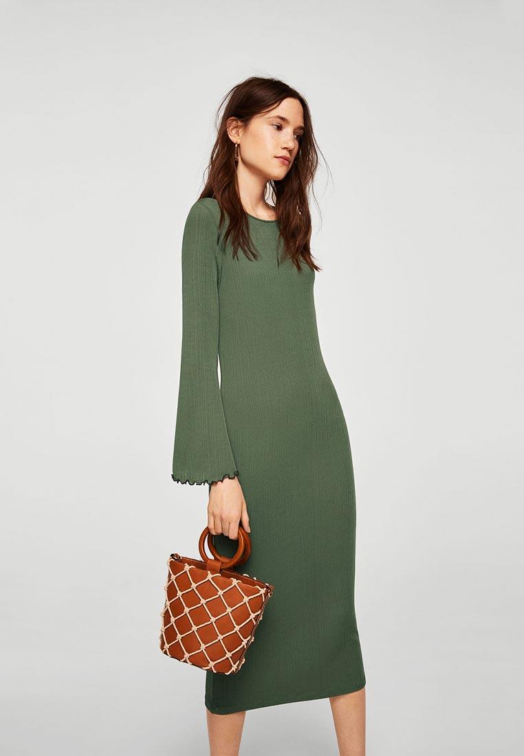 Вязаное платье Mango (Манго) 33060670