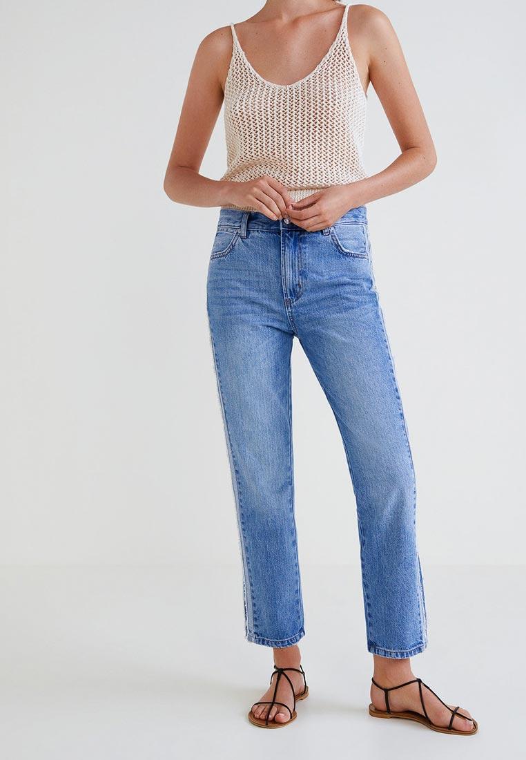 Прямые джинсы Mango (Манго) 33000652: изображение 1