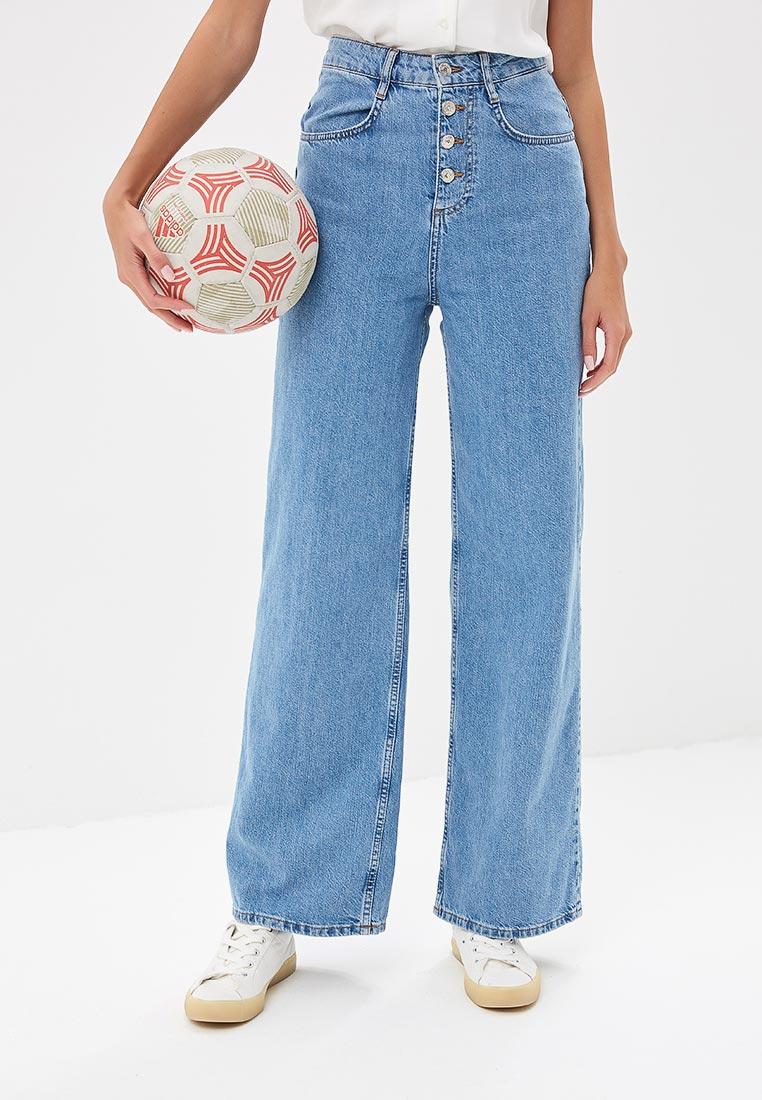 Широкие и расклешенные джинсы Mango (Манго) 33050758