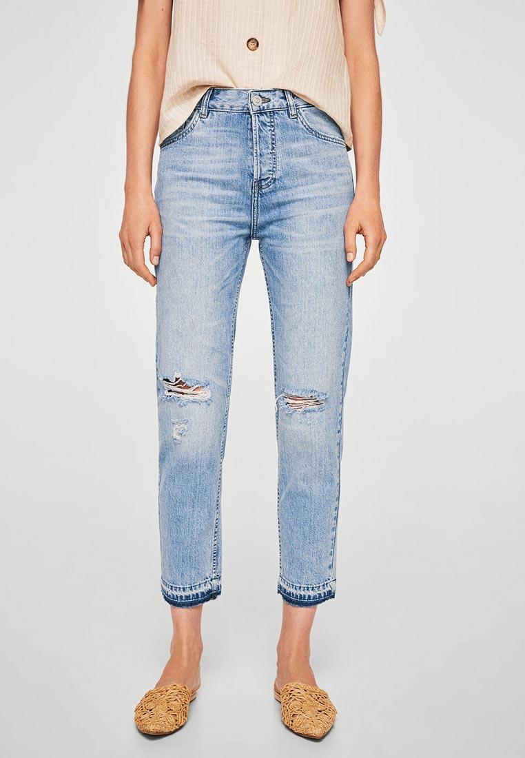 Зауженные джинсы Mango (Манго) 33060699