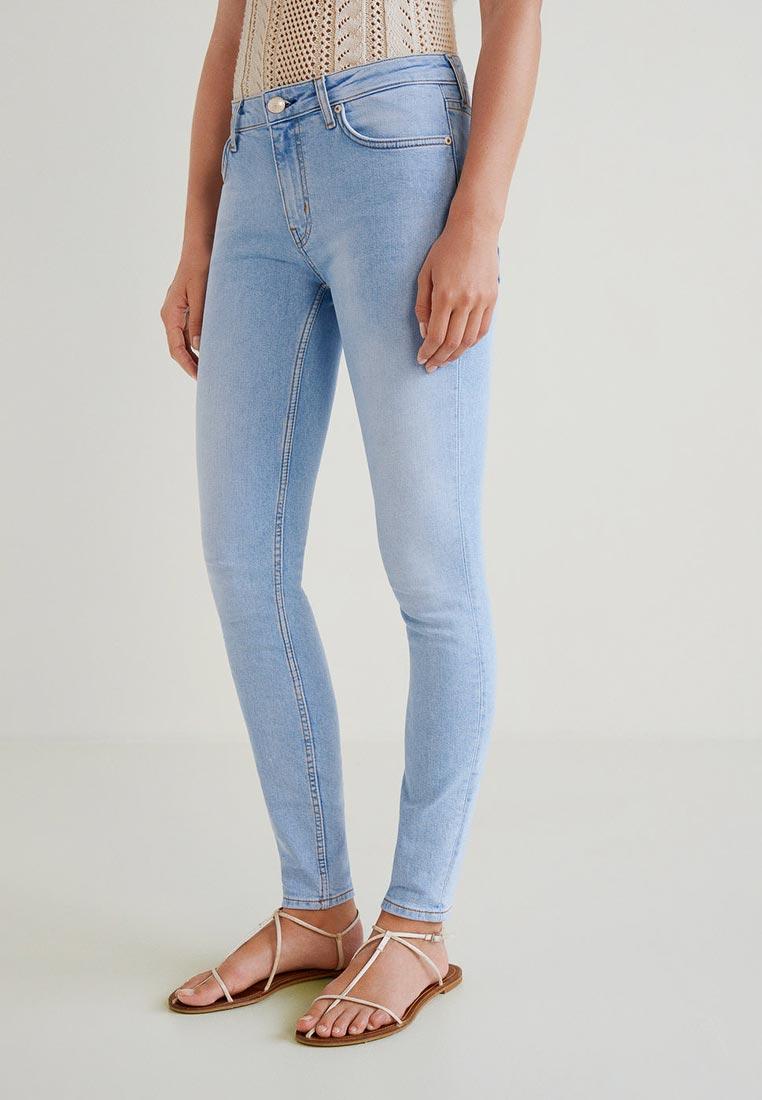 Зауженные джинсы Mango (Манго) 33000681: изображение 1