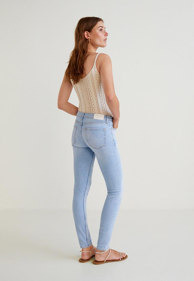 Зауженные джинсы Mango (Манго) 33000681: изображение 2