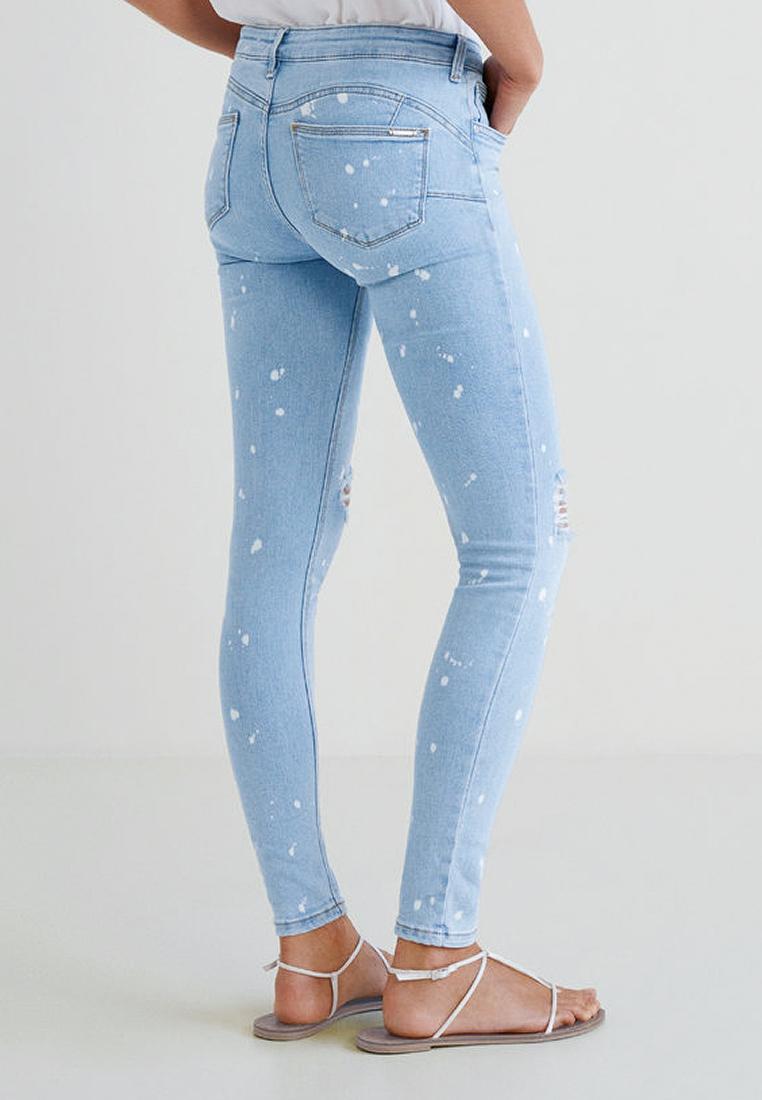 Зауженные джинсы Mango (Манго) 33000527
