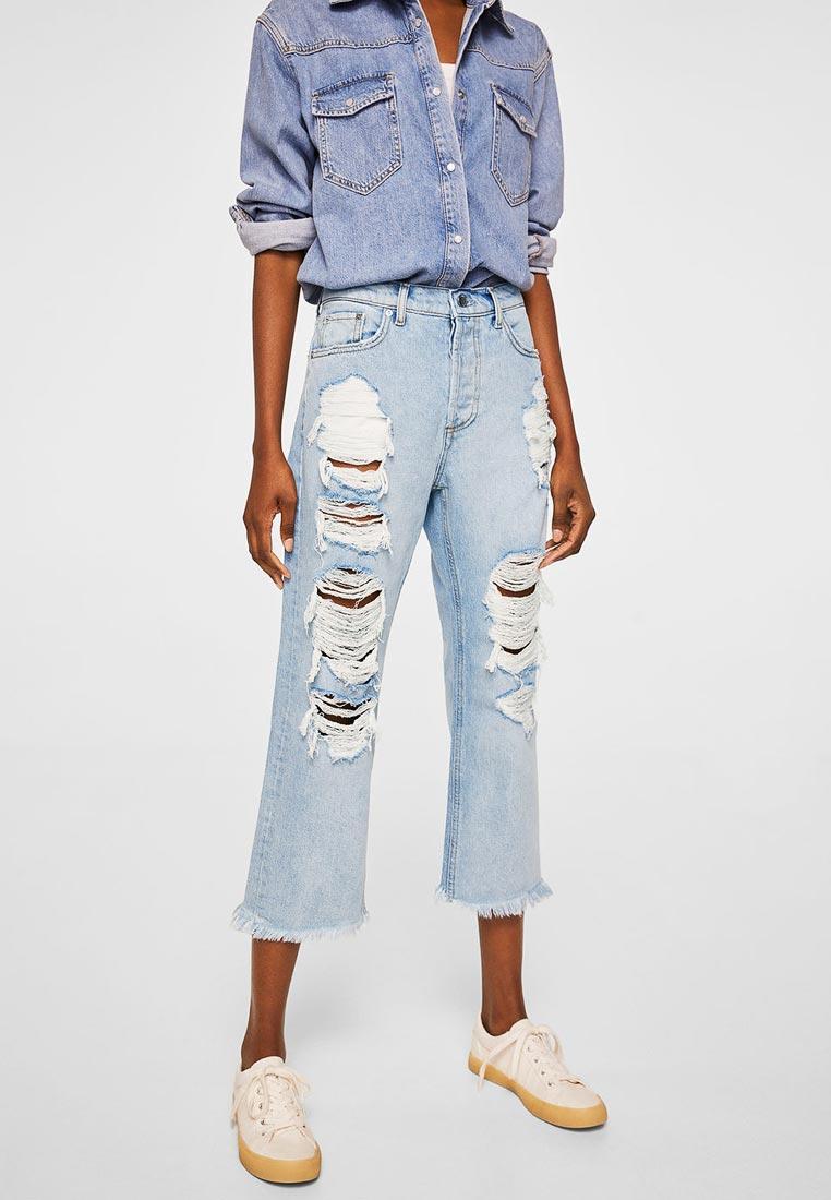 Прямые джинсы Mango (Манго) 33000682: изображение 1