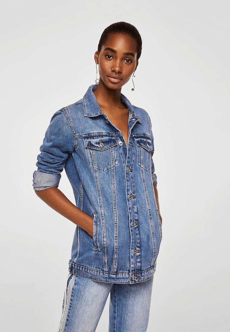 Джинсовая куртка Mango (Манго) 33070481
