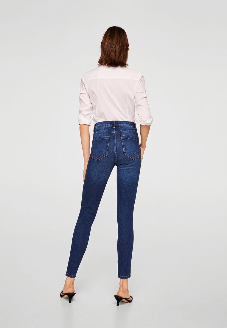 Зауженные джинсы Mango (Манго) 33000479: изображение 2