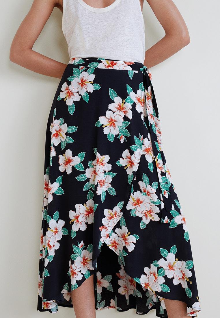 Широкая юбка Mango (Манго) 33070980