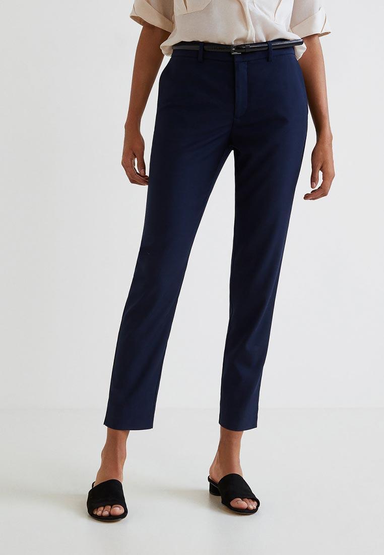 Женские зауженные брюки Mango (Манго) 31033736
