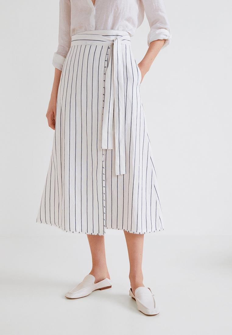 Широкая юбка Mango (Манго) 31043027