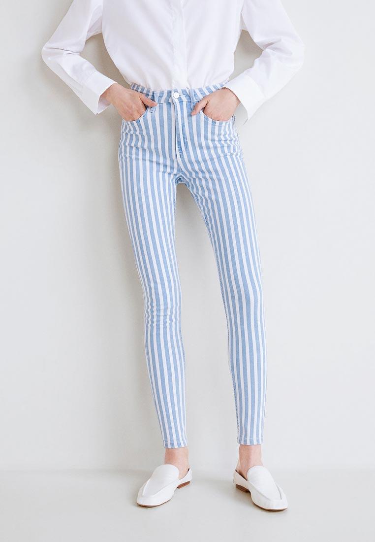 Зауженные джинсы Mango (Манго) 33043033