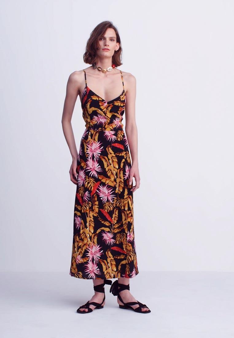 Женские платья-сарафаны Mango (Манго) 33090996