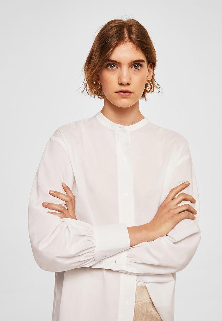 Женские рубашки с длинным рукавом Mango (Манго) 33073743