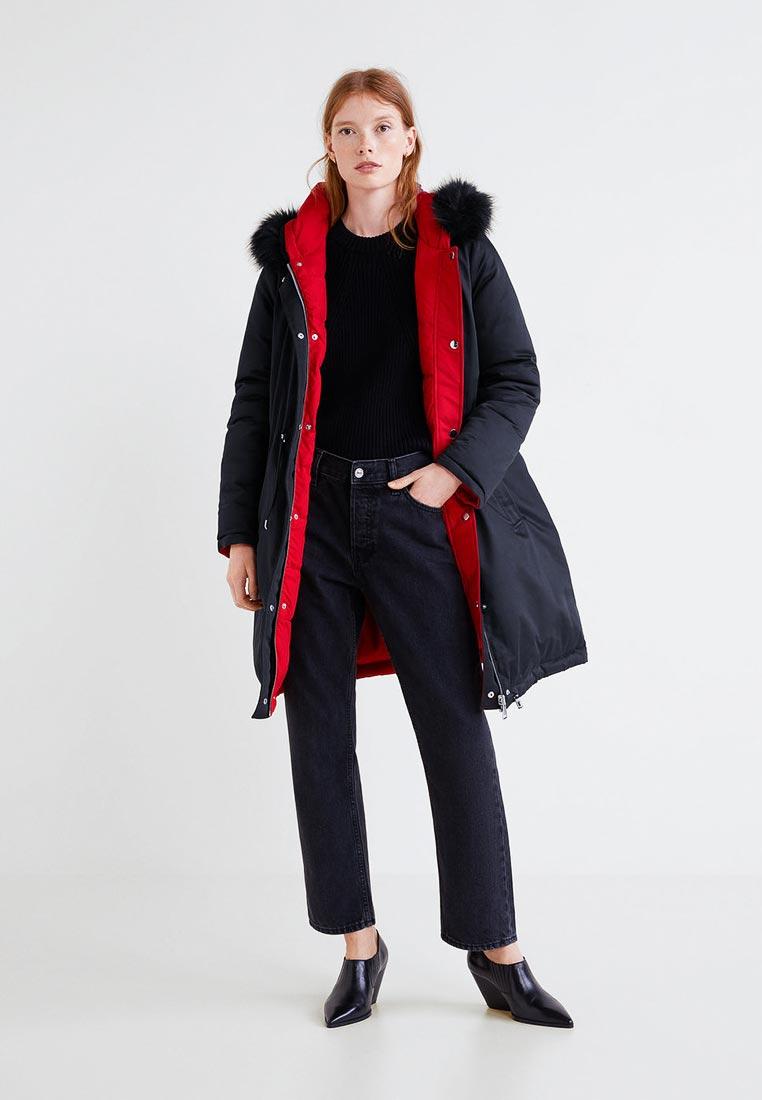 Утепленная куртка Mango (Манго) 33073703