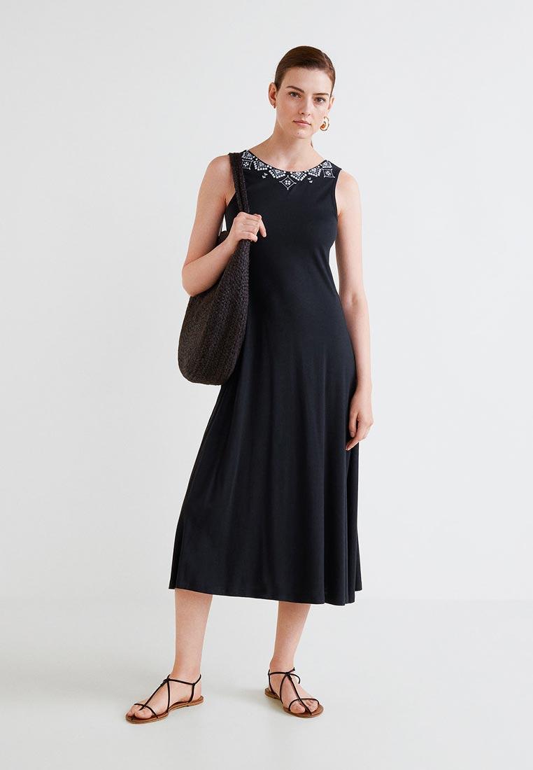 Вязаное платье Mango (Манго) 33090931