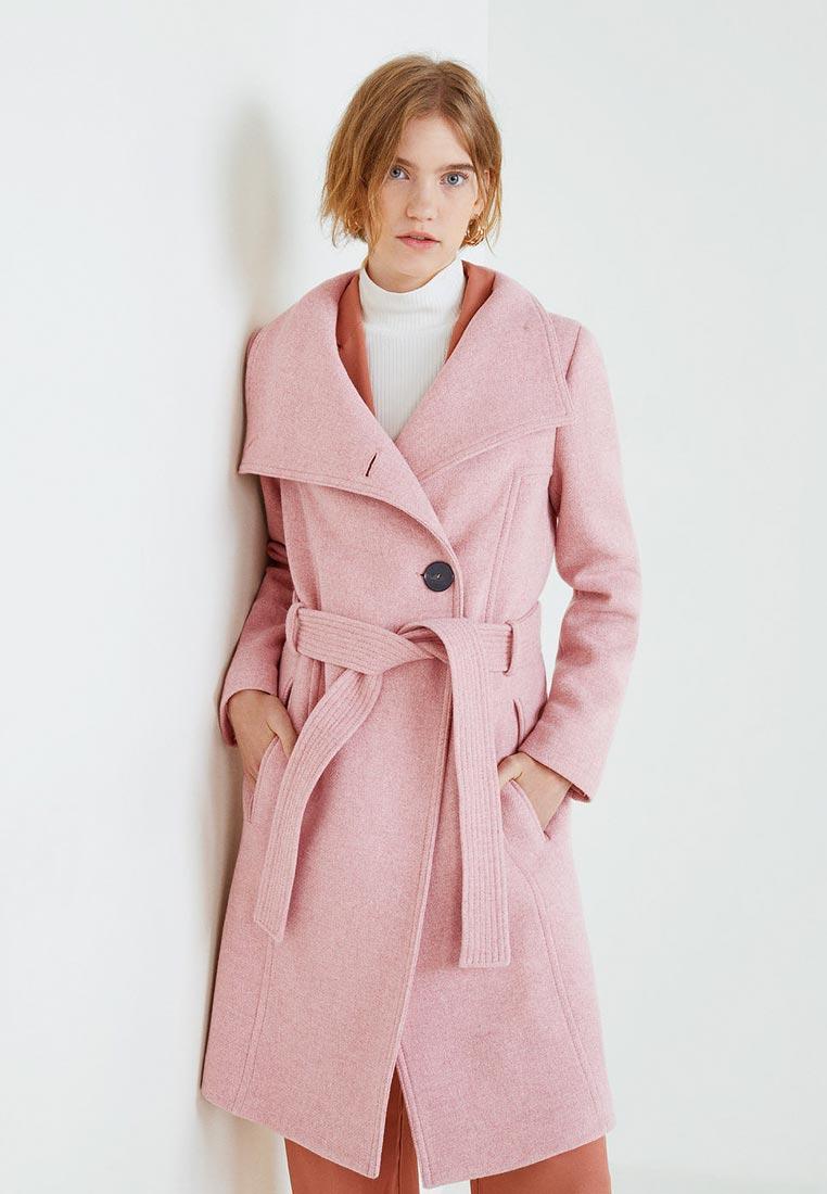 Утепленная куртка Mango (Манго) 31855734