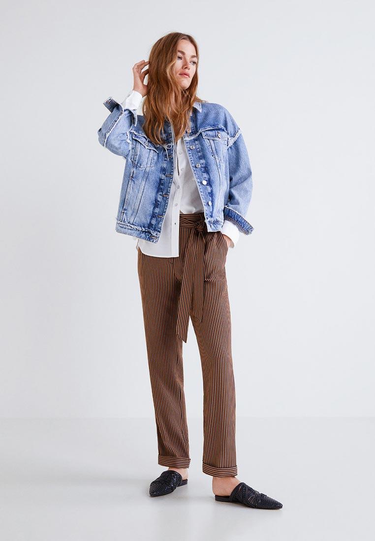 Женские рубашки с длинным рукавом Mango (Манго) 31023051