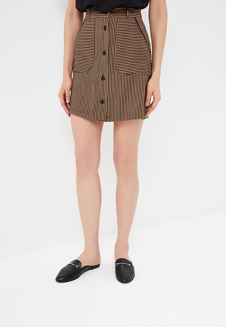 Прямая юбка Mango (Манго) 33023047